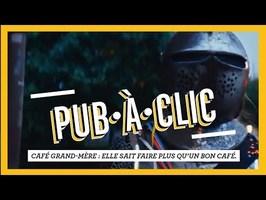 PUB•À•CLIC - Café Grand-mère, elle sait faire plus qu'un bon café.