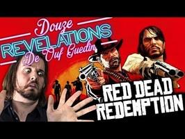 12 RÉVÉLATIONS DE OUF GUEDIN SUR RED DEAD REDEMPTION