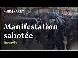Comment la police a saboté la manifestation du 12 décembre 2020. Enquête vidéo.