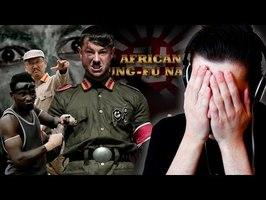 AFRICAN KUNG-FU NAZIS - Le film avec HITLER au GHANA !