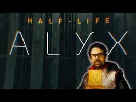 Découverte: Half Life Alyx!