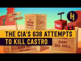The CIA's 638 Attempts to Assassinate Castro