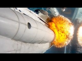 Underwater Submarine Explosion in Slow Mo - The Slow Mo Guys