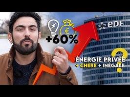 ⚡️ EDF privatisée? Quel avenir électrique? A quel prix?