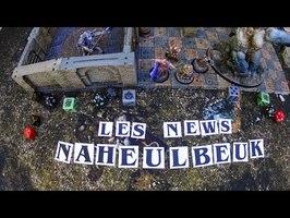 Naheulbeuk : News vidéo juillet-août 2020