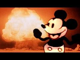 Le dessin animé Disney avec des BOMBES ATOMIQUES