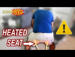 Making a Heated Seat