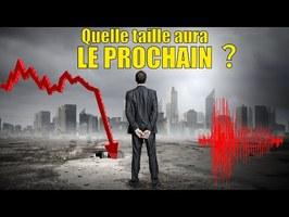 Krachs Boursiers & Tremblements De Terre