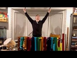 RimbaTubes: Final Countdown (Ellen Show Rehearsal)