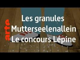 Les granules homéopathiques / Mutterseelenallein / Le concours Lépine - Karambolage - ARTE