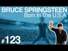 UCLA #123 : Born In The U.S.A. - BRUCE SPRINGSTEEN
