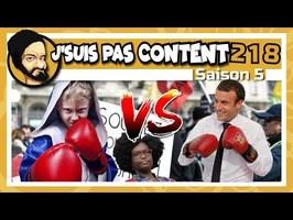 J'SUIS PAS CONTENT ! #218 : Ndiaye porte parole, Geneviève Legay & Macron VS Enfants !