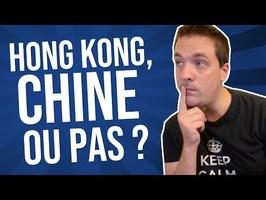HONG KONG, CHINE OU PAS ?
