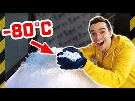 Comment fabriquer de la Glace Carbonique ! (CO2 solide)