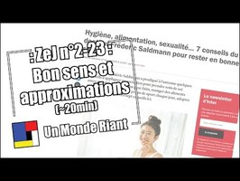 Zététique et journalisme - #2-23 - Bon sens et approximations