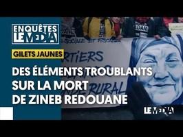 NOUVEAUX ÉLÉMENTS TROUBLANTS SUR LA MORT DE ZINEB REDOUANE