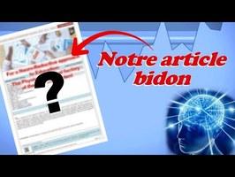 On a piégé une revue scientifique - STORYTIME ft. @Le Malin Génie