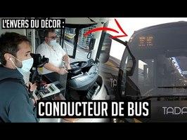 Une journée avec #24 : un conducteur de bus