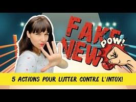 5 ACTIONS ARCHI CONCRÈTES POUR LUTTER CONTRE L'INTOX (AVEC LE SOURIRE)! 😁 ✊