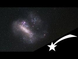 🌠 Un Satellite autour de notre galaxie !?