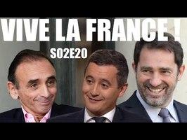 Fraude fiscale, Zemmour le Gaulois & 11 Septembre Eco+ ! (VIVE LA FRANCE ! #S02E20)