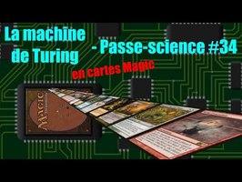 Un ordinateur en cartes Magic L'Assemblée! - Passe-science #34