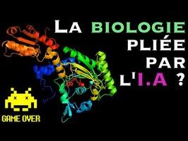 Le repliement des protéines : Résolu par l'intelligence artificielle AlphaFold ?