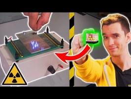 Fabrication d'une chambre à étincelles - Voir la radioactivité !