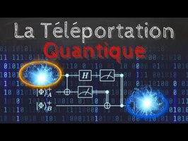 La téléportation quantique - Passe-science #40
