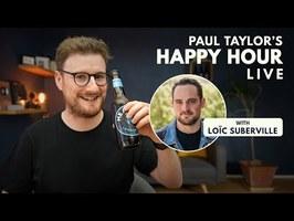 Loïc Suberville @ Paul Taylor's Happy Hour Live