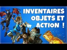 Quand les inventaires passent à l'action (feat Nozman) - Game Anatomy