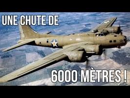 ✈ Il survit à une chute de 6000 mètres - Histoires de Vols #7