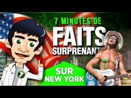 7 minutes de faits surprenants sur NEW YORK CITY