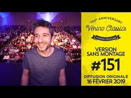 Verino Classics #151 - Saint Valentin, cavale et mammifères