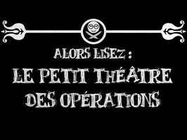 Le Petit Théâtre des Opérations - Tome 1 - Publicité
