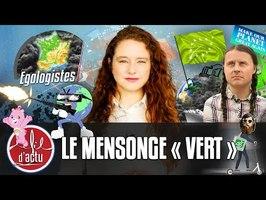 « ÉCOLOGIE » : L'IMPOSTURE RÉVÉLÉE