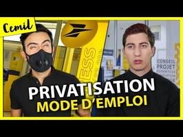 #LAPOSTE : PRIVATISATION, MODE D'EMPLOI (feat. DEMOS KRATOS)