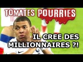 🍅 L'ARNAQUE MASSIVE de Kylian Mbappé ?! Tomates Pourries !