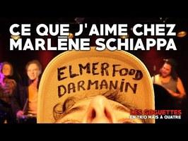 Ce que j'aime chez Marlène Schiappa - Les Goguettes (en trio mais à quatre)