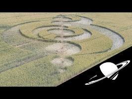 🚀La Vérité sur les Crop Circles 2/3 : les Témoignages