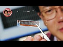 ⚡ L'énergie de la pluie avec des nano générateurs ?? - Billevesées ou pas - MB