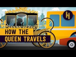 How the Queen Travels