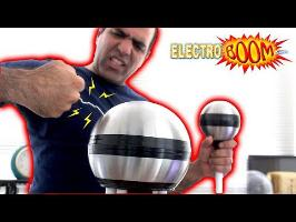 Painful Experiments with Van De Graaff Generator