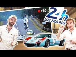Vultech - Les 24h du Mans : LÉ-GEN-DAIRE (tout simplement)