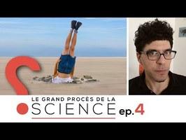 ❓LES CHERCHEURS NE PRENNENT PAS DE RISQUES • Le Grand Procès de la Science • ép.4