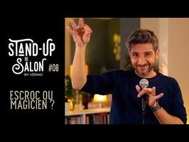 Madoff, kiné et petit pont // VERINO - Stand Up de Salon #8