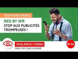 Téléphonie mobile : l'UFC-Que Choisir porte plainte contre RED by SFR.