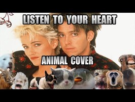 Roxette - Listen To Your Heart (Animal Cover)