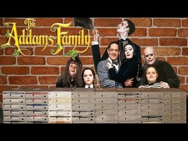The Addams Family Theme on old computer hardware - The Floppotron