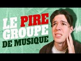 LE PIRE GROUPE DE MUSIQUE ! - SEB